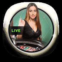 888 Live Roulette