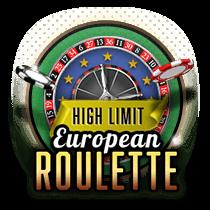 High Limit European Roulette