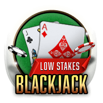 Low Stakes Blackjack